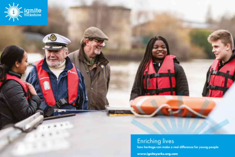 Front cover of Enriching Lives Think Paper
